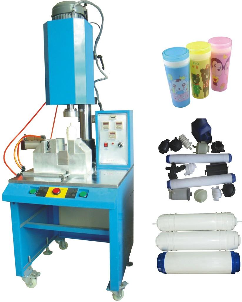 供应圆形塑料旋熔机 熔接机 厂家 设备 保温瓶焊接 工业 杯盖模具