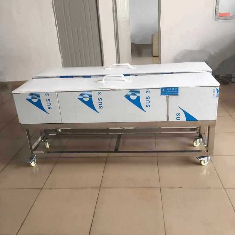 PTFE四氟乙烯水槽 槽体可放置强酸碱 超强腐蚀液体 尺寸定制 厂家
