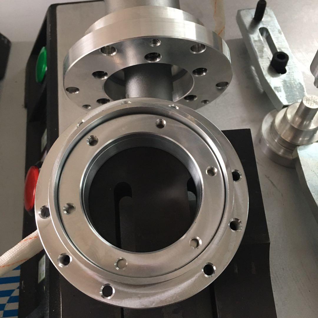 大量现货法兰盘 换能器专用法兰 机械零件 超声波焊接机配件