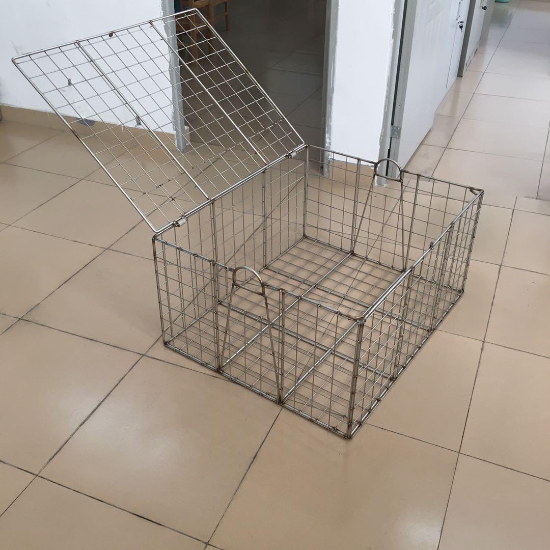 广州发货不锈钢清洗篮子定制 承重达100公斤酸菜 网框 承接各种各式不锈钢清洗篮子定制。
